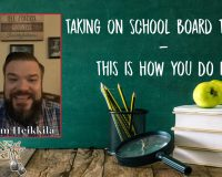 Taking On School Board Tyrants – This Is How You Do It!