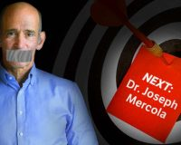 Dr. Joseph Mercola To Delete 25 Years Of Work Due to The Illegitimate Occupier Of The People's White House