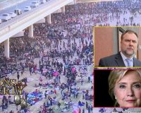 Another Border Invasion, A Clinton/DNC Arrest & A Pastor That Just Won't Back Down (Video)