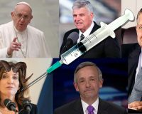 Of Antichrists & Apostates Pushing The COVID Shot – They Must Be Resisted! (Video)