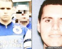 """New Jersey:  Cop Admits He Used """"Incest App"""" & Paid $200 To Rape 2 Young Children, 8 & 10"""