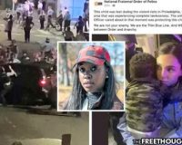 Philadelphia:  Dozens Of Cops Swarm Innocent Mom, Beat Her, Use Her Baby In Propaganda Lie – Taxpayers Held Liable For $2 Million (Video)