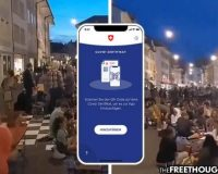 Swiss Citizens Revolt, Install Tables Outside In Front Of Bars, Restaurants To Ignore Vax Passports