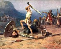 DON'T FORGET: King David Defeated Goliath With Goliath's Sword!