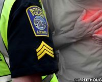 Massachusetts:  Innocent Man Hospitalized For Months, Permanently Disabled After Cops Mistook His Stroke For DUI