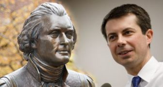 "Pete Buttigieg: Remove Thomas Jefferson's Name Because ""It's The Right Thing To Do"""