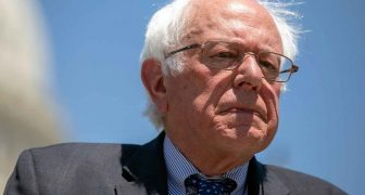 Bernie Sanders Defends His Attendance At Rally Calling for Death Of Americans