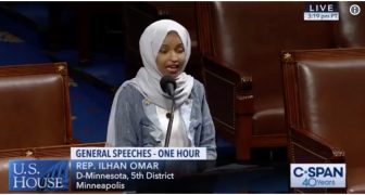 Terror-Tied Rep. Ilhan Omar Attacks Christians On House Floor
