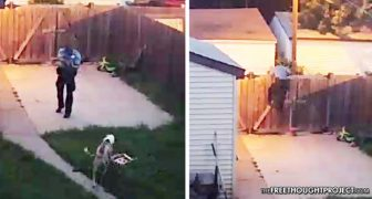 Minnesota:  Cop Trespasses, Shoots Family's 2 Service Dogs In Front Of Child - Taxpayers To Be Held Liable