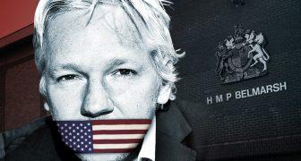 The Torture & Murder of Julian Assange