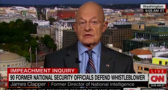James Clapper On Russiagate: 'Obama Made Us Do It!' (Video)