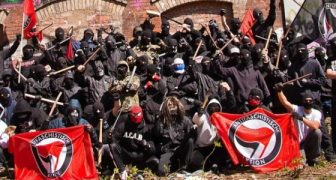 Time For Patriots To Declare War On Antifa Terrorists