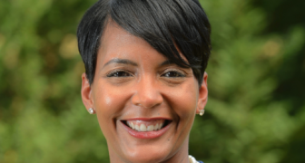 Atlanta Mayor Keisha Lance Bottoms Took Money Earmarked for Police & Bought 2 Luxury GMC Denalis