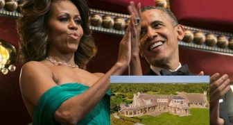 Looking Out For The Poor:  Obamas Officially Close Deal on $11.75 Million Martha's Vineyard Mansion
